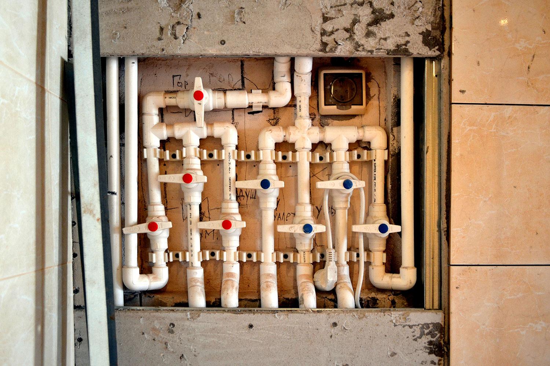 Разводка водопровода в квартире своими руками фото 65