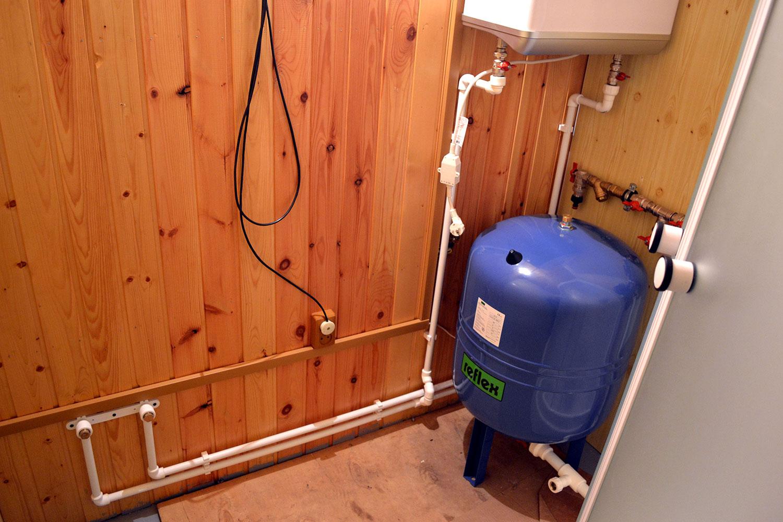 Как сделать зимнее водоснабжение в дачном доме