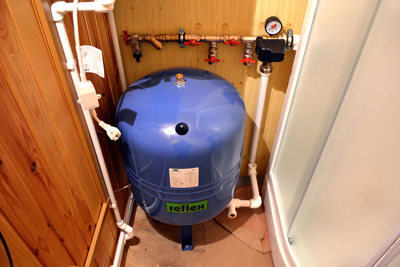 Водопровод в частном доме : инструкция как сделать своими руками, схема 47